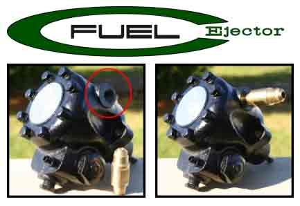 Fuel Ejector mounted