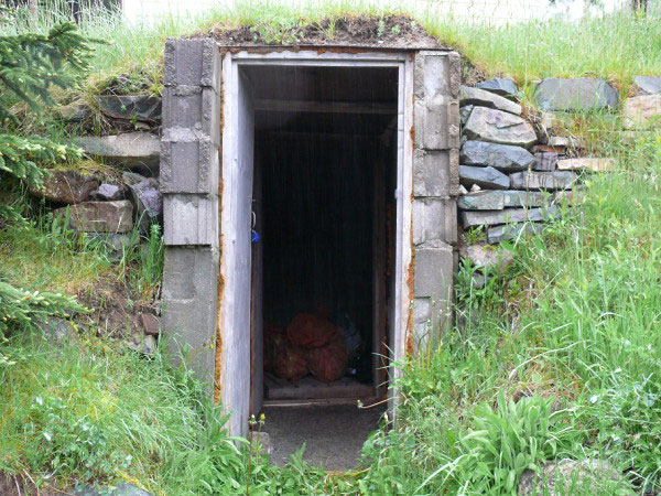 Root Cellar Logy Bay