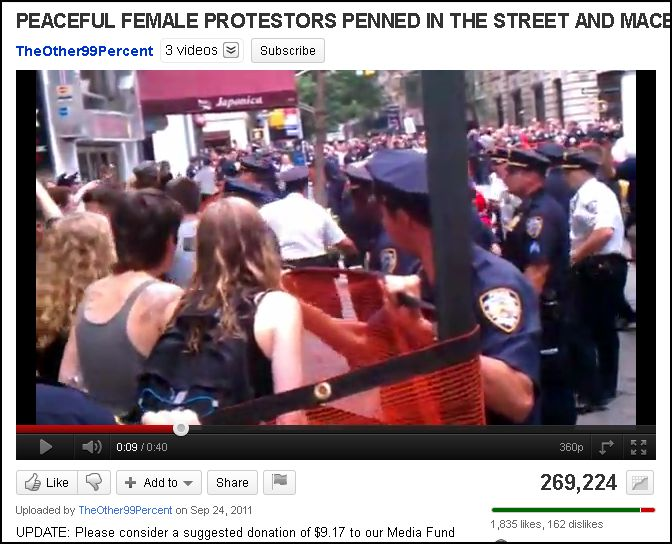 NYPD criminal acts